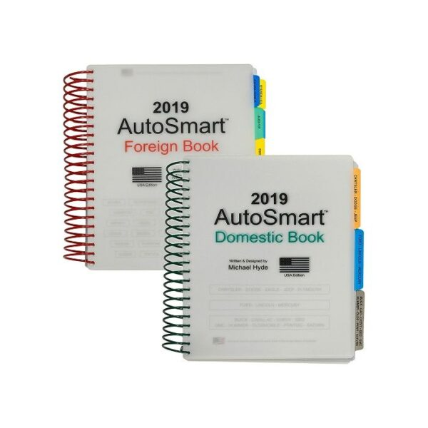 2019 AutoSmart Foreign & Domestic Book Set