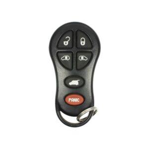 PRE-OWNED 2001 - 2004 Chrysler Dodge Van Keyless Entry Remote 6B Hatch / Power Doors - 4686797 GQ43VT18T