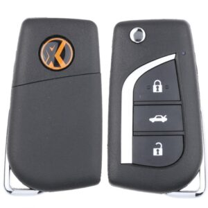 Xhorse Wired Universal Remote Head Key for VVDI Key Tool - Toyota Style XKTO00EN