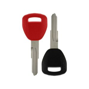 Honda Key Set for EZ Flasher RED and BLACK