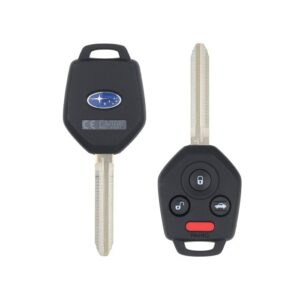 2017 - 2019 Subaru Remote Head Key CWTB1G077 - Subaru H Chip