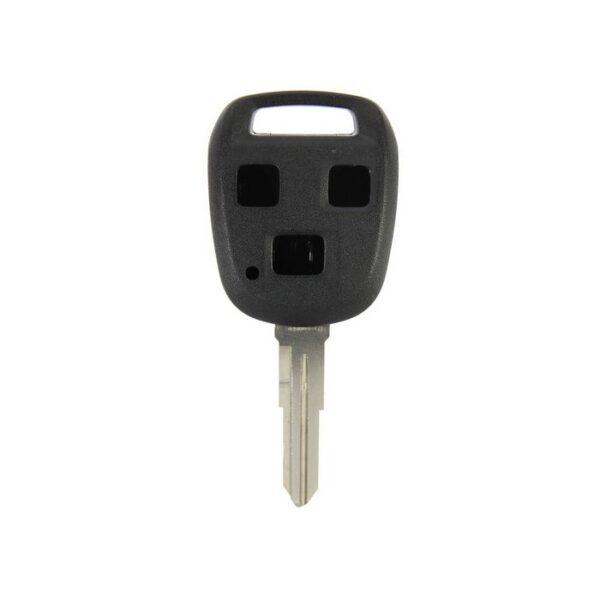 2003 - 2005 Isuzu Rodeo Axiom Remote Head Key Shell