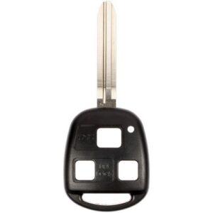 Toyota Land Cruiser Remote Head Key Shell TR47