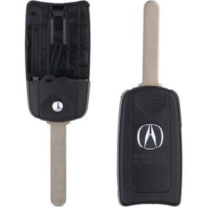 2007 - 2013 Acura RDX Remote Flip KEY SHELL ONLY with No Memory Option 3B - N5F0602A1A