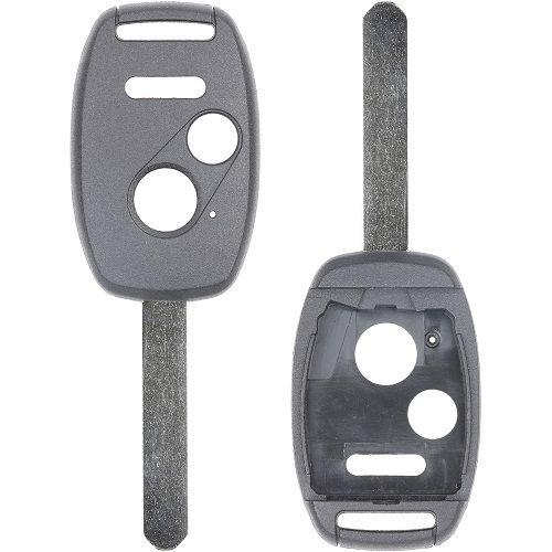 2003 - 2017 Honda 3 Button Remote Head Key Shell- DURABLE