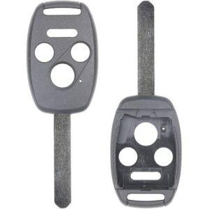 2003 - 2013 Honda 4 Button Remote Head Key Shell- DURABLE