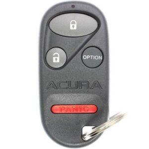 1994 - 2001 Acura Integra Keyless Entry Remote 4B Option - A269ZUA108