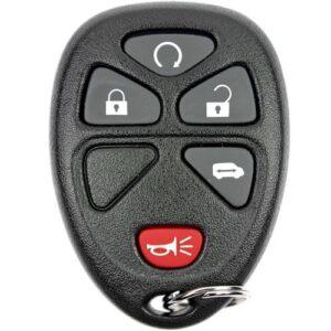 2007 - 2008 Terraza Uplander Keyless Entry Remote 5B Remote Start / Power Door - 15114375 KOBGT04A
