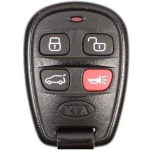 2004 - 2005 Kia Sorento Keyless Entry Remote 4B Hatch - PLNBONTEC-T016