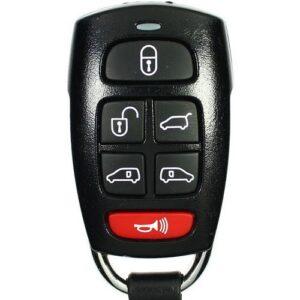 2006 - 2014 Kia Sedona Keyless Entry Remote 6B Hatch / Sliding Doors - SV3-100060235/234/NA16