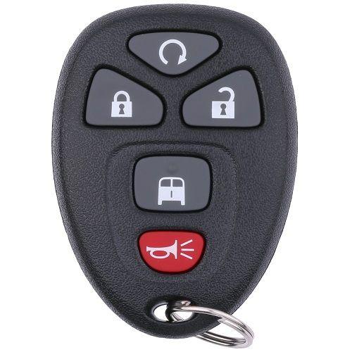 2008 - 2021 GM Van Keyless Entry Remote 5B Van Door / Remote Start - OUC60221