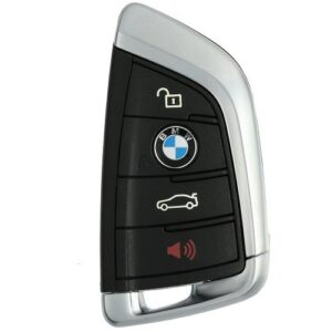 2014 - 2018 BMW X5 X6 Prox Smart Key FEM / BDC - NBGIDGNG1 With Emergency Key