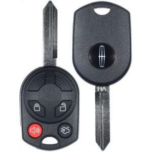 2011 - 2013 Lincoln Remote Head Key 4B - 80 Bit