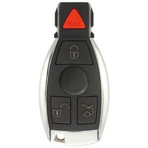 2005 - 2014 Mercedes Benz Aftermarket Fobik Key NO LOGO