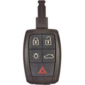 2004 - 2013 Volvo C70 C30 S40 V50 Remote Key with Smart Entry