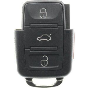 2002 - 2008 Volkswagen Beetle Golf Jetta Passat Flip Key - Remote Part AM / DC