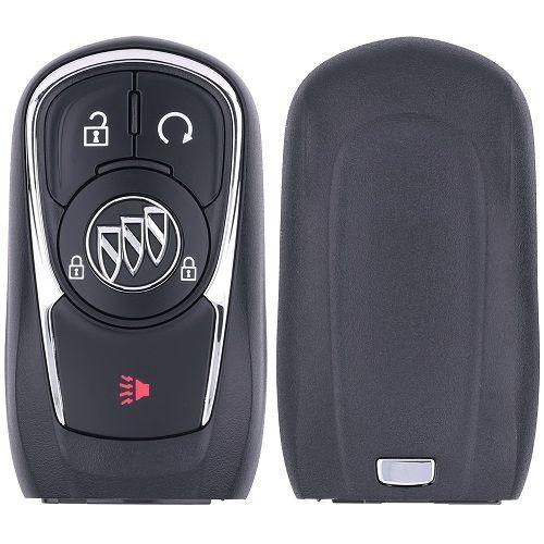 2017 - 2020 Buick Encore Smart PEPS Key 4B Remote Start - HYQ4AA - 315 MHz