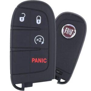 2015 - 2017 Fiat 500 Smart Key 4B Remote Start - M3N-40821302