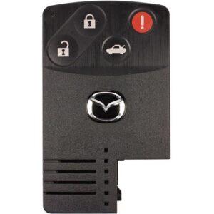 2004 - 2011 Mazda MX-5 Miata RX-8 Smart Card 4B Trunk