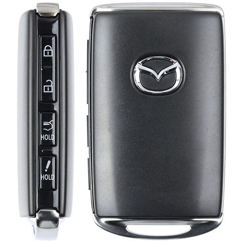 2020 - 2021 Mazda CX-30 Smart Key 4B Hatch - WAZSKE11D01